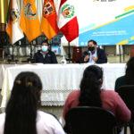 Inician solución a problemática de la Institución Educativa Tablada Alta de Abancay