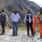 Caminos que construyen desarrollo y unen pueblos en la provincia de Grau